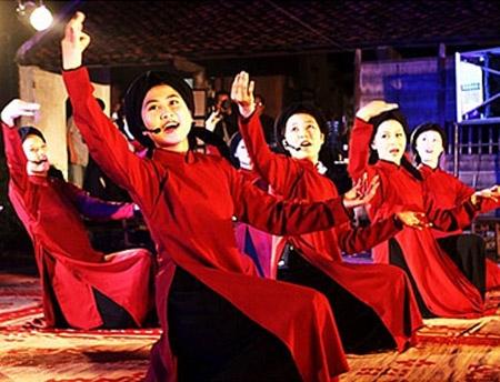 Hát Dô - Dân ca nhạc Việt Nam