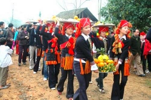 Độc đáo lễ hội cầu mùa của người Dao đỏ ở Viễn Sơn - P1