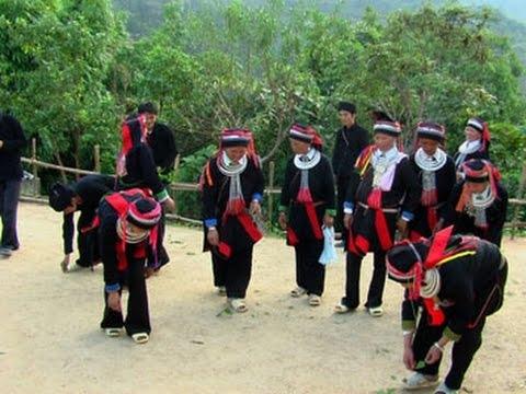 Độc đáo lễ hội cầu mùa của người Dao đỏ ở Viễn Sơn - P2