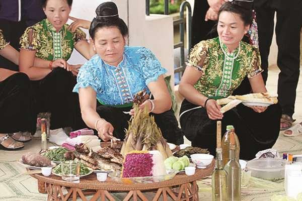 Lễ Then xò lụ của người Thái - Điện Biên