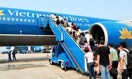 Vietnam Airlines tăng thêm 95 chuyến bay dịp Quốc khánh 2-9