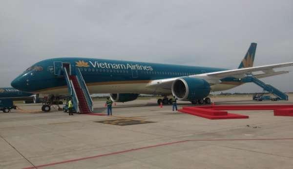Vietnam Airlines triển khai khuyến mại tàu bay mới