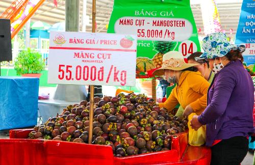 Lễ hội trái cây ở Sài Gòn không thu phí trẻ em ngày 1 6