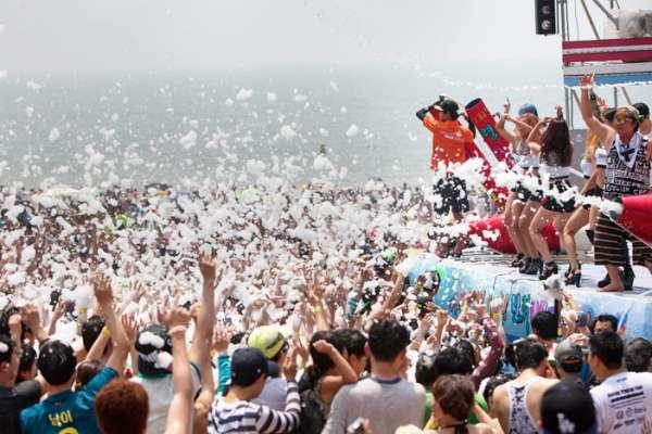 Nửa cuối năm 2018, nhiều lễ hội độc đáo sẽ diễn ra tại Hàn Quốc