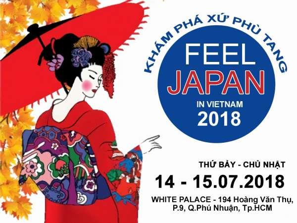 Những trải nghiệm không nên bỏ lỡ tại lễ hội Feel Japan 2018
