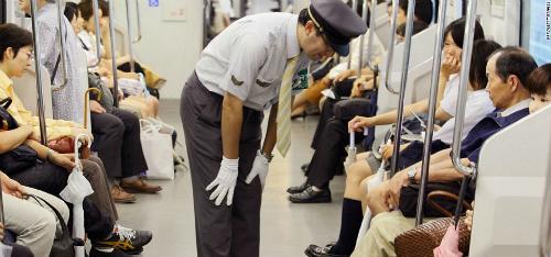 Vì sao người Nhật không làm gì sai vẫn nói lời xin lỗi