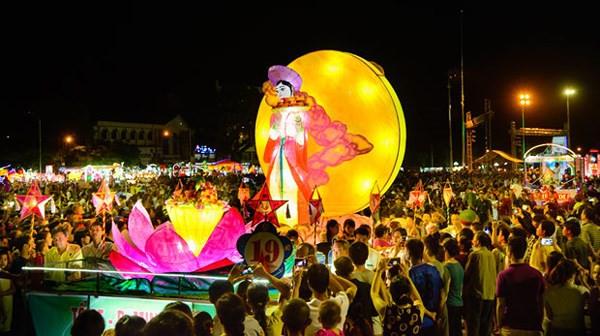 Trình diễn nhiều loại hình di sản đặc sắc trong Lễ hội Thành Tuyên 2018