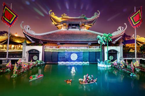 Các điểm chơi Trung thu ngoài trời ở Hà Nội