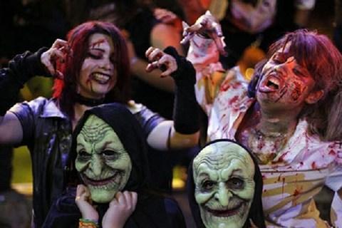 Năm 2018 lễ hội halloween là ngày mấy và có ý nghĩa gì