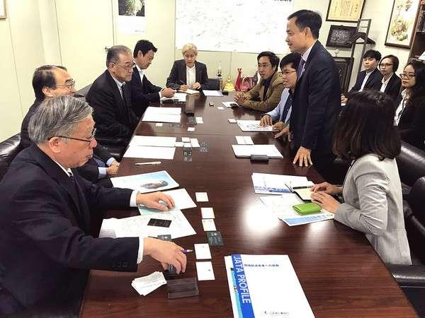 Chương trình giới thiệu sản phẩm du lịch của Đà Nẵng tại Nhật Bản