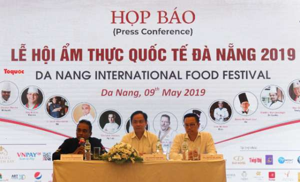 Tuần lễ tinh hoa ẩm thực quốc tế lần đầu tiên tổ chức tại Đà Nẵng