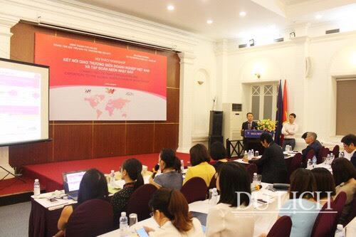 Đẩy mạnh kết nối giao thương giữa doanh nghiệp Việt Nam và Tập đoàn AEON