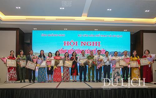 Bộ trưởng Nguyễn Ngọc Thiện Du lịch Quảng Ninh cần hướng tới kết quả cao hơn sau thành công của Năm Du lịch quốc gia 2018