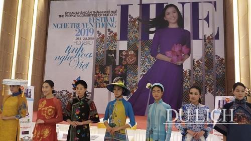 Festival nghề truyền thống Huế 2019 - Tinh hoa nghề Việt
