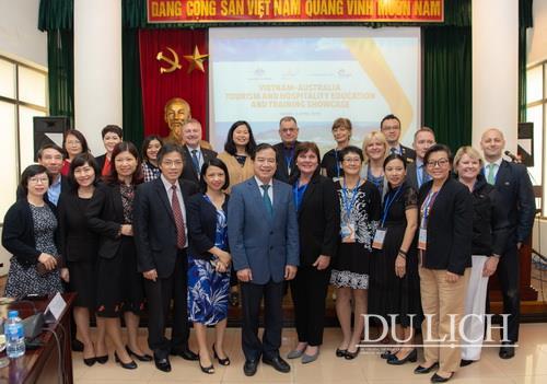 Thúc đẩy hợp tác phát triển nguồn nhân lực du lịch - khách sạn giữa Việt Nam và Australia
