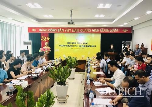 Tháng Khuyến mại Hà Nội năm 2019 sẽ thúc đẩy tiêu dùng 4.0