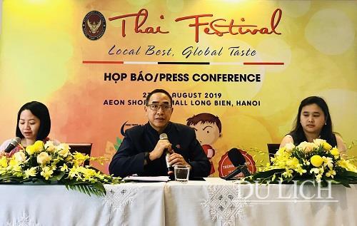 Đa dạng các hoạt động tại Lễ hội Thái Lan năm 2019