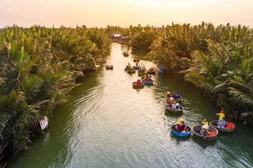 Hồi sinh con đường tơ lụa trên sông Cổ Cò nối Đà Nẵng - Hội An