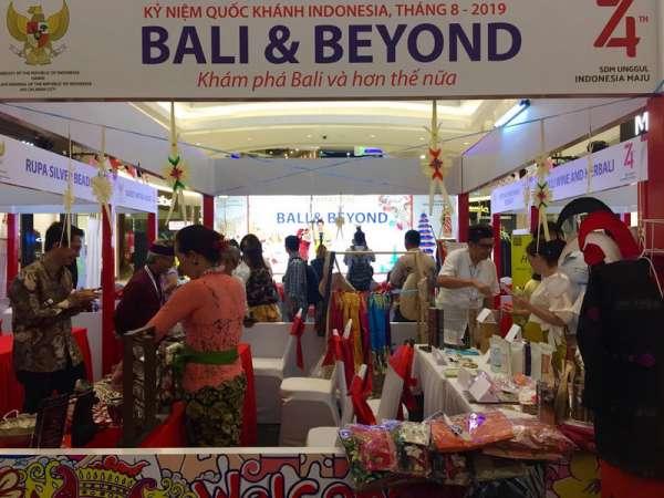 Triển lãm Khám phá Bali và hơn thế nữa tại TP. Hồ Chí Minh