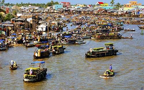 Cần Thơ vào danh sách 15 thành phố kênh đào đẹp nhất thế giới