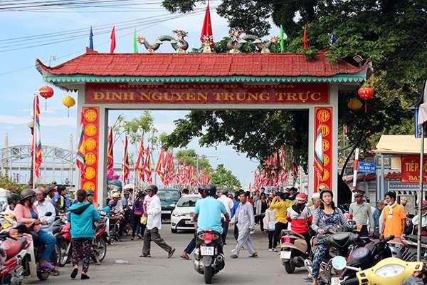 Lễ hội Nguyễn Trung Trực hưởng ứng phong trào chống rác thải nhựa