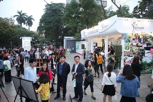 Triển lãm du lịch và giao lưu văn hóa Hàn Quốc 2019 tại TP. Hồ Chí Minh