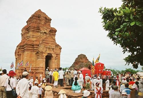 Sắc màu Katê Bình Thuận 2019