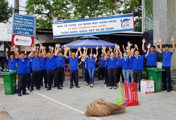 Phú Quốc triển khai Ngày vì môi trường cho huyện đảo thêm xanh, sạch, đẹp