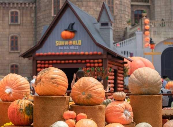 Khám phá lễ hội Halloween tại Sun World Ba Na Hills