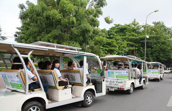 Hà Nội thúc đẩy phát triển du lịch xanh