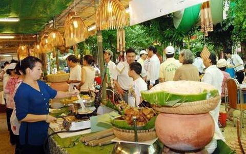 Hơn 60 gian hàng tham gia Liên hoan ẩm thực toàn quốc - Khánh Hòa 2019