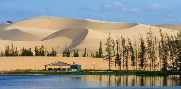 Khám phá  tiểu sa mạc Sahara  của Việt Nam
