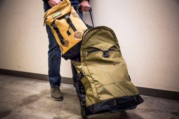 Hành lý cần cho chuyến du lịch dài ngày