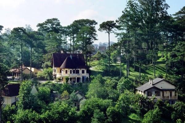 Top 4 khách sạn cổ đẹp nhất tại Đà Lạt