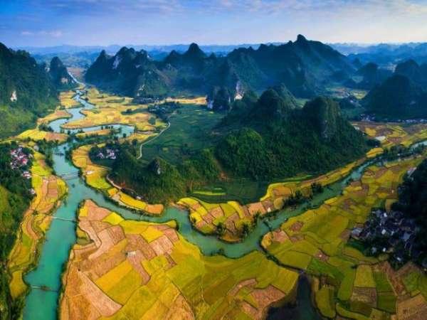 Non nước Cao Bằng lọt top 9 điểm đến có tầm nhìn đẹp nhất Châu Á