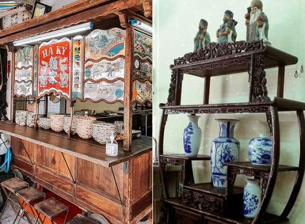 Tiệm hủ tiếu mì cá được lòng sao Việt