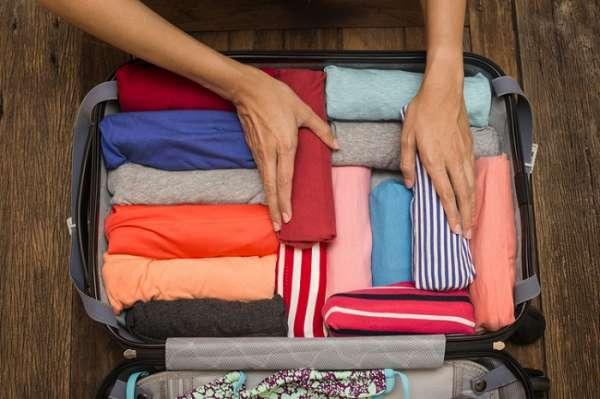 Nhét cả tủ đồ vào vali với những mẹo xếp hành lý cực kỳ thông minh này