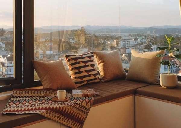 Khám phá căn homestay Đà Lạt với góc nhìn toàn cảnh siêu đẹp