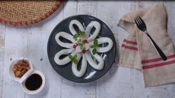 Độc đáo món bánh gật gù Quảng Ninh thực khách vừa ăn vừa gật