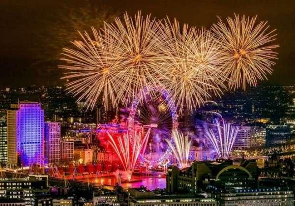 Đại tiệc Countdown ở các thành phố lớn