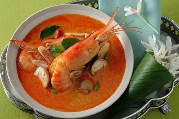 Điều ít biết về tom yum - món ăn nổi tiếng nhất Thái Lan