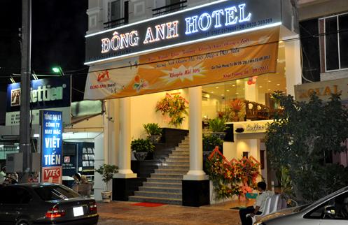 Khách sạn Đông Anh Cà Mau
