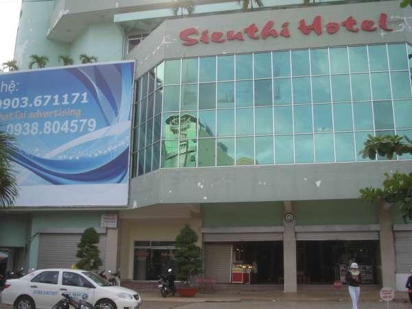 Khách sạn Siêu Thị