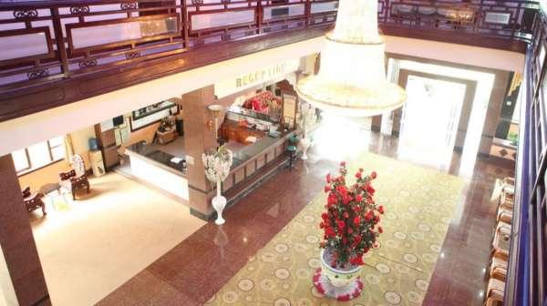 Khách sạn Best CM