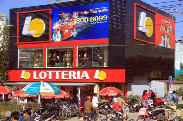 Lotteria - Nguyễn Thị Minh Khai