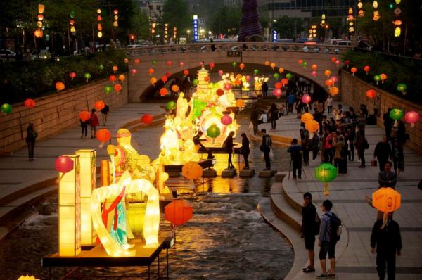 Lễ hội đèn lồng khổng lồ Hà Nội