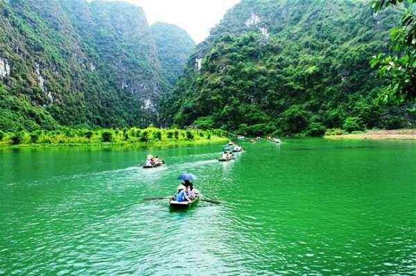 Tour du lịch xuất phát từ Hà Nội - Lào Cai - Yên Tử - Hạ Long - Bái Đính - Tràng An