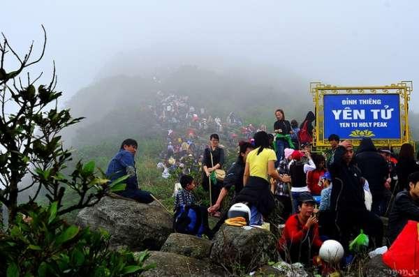 Tour Du Lịch Yên Tử – Hạ Long – Tuần Châu – 2 Ngày
