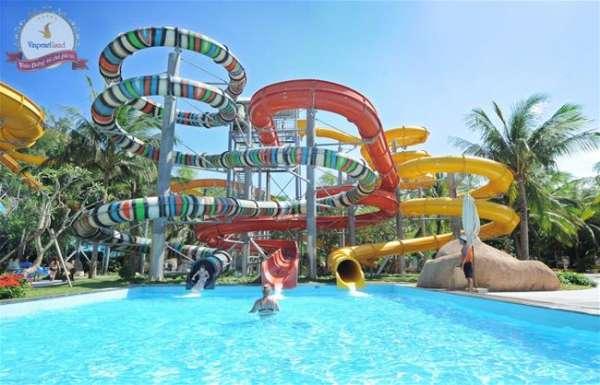 Tour du lịch Hồ Chí Minh - Phú Quốc Resort 5 - Đẳng Cấp Mới Trên Đảo Ngọc